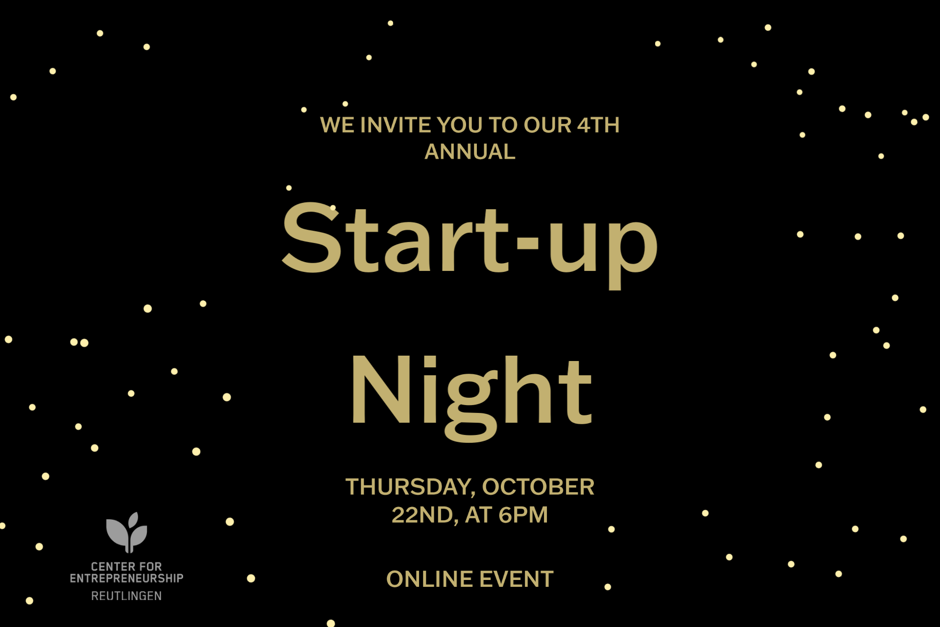 Start-up Night