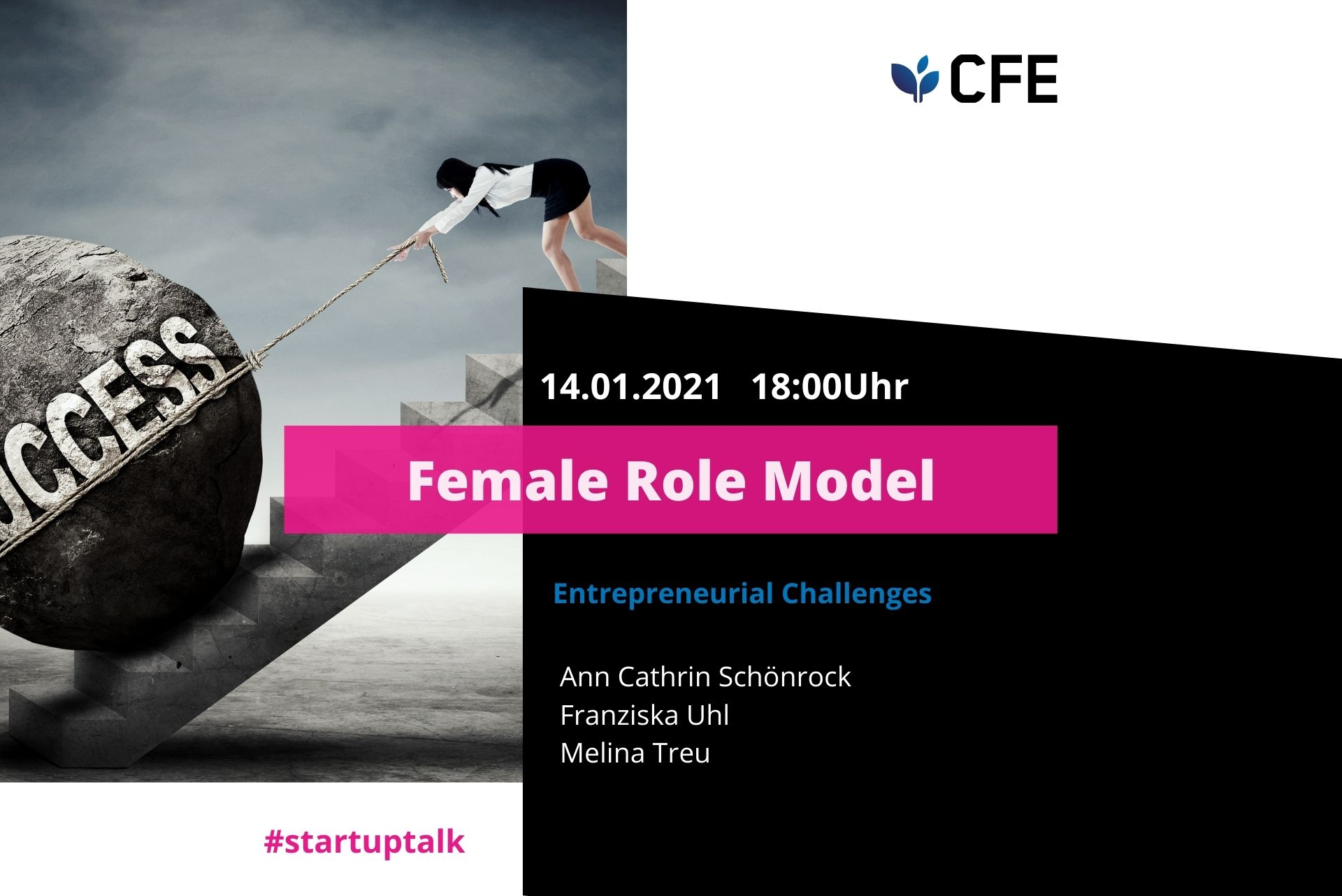 Start-up Talk Female Role Model
