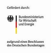 Logo of the Bundesministeriums für Wirtschaft und Energie