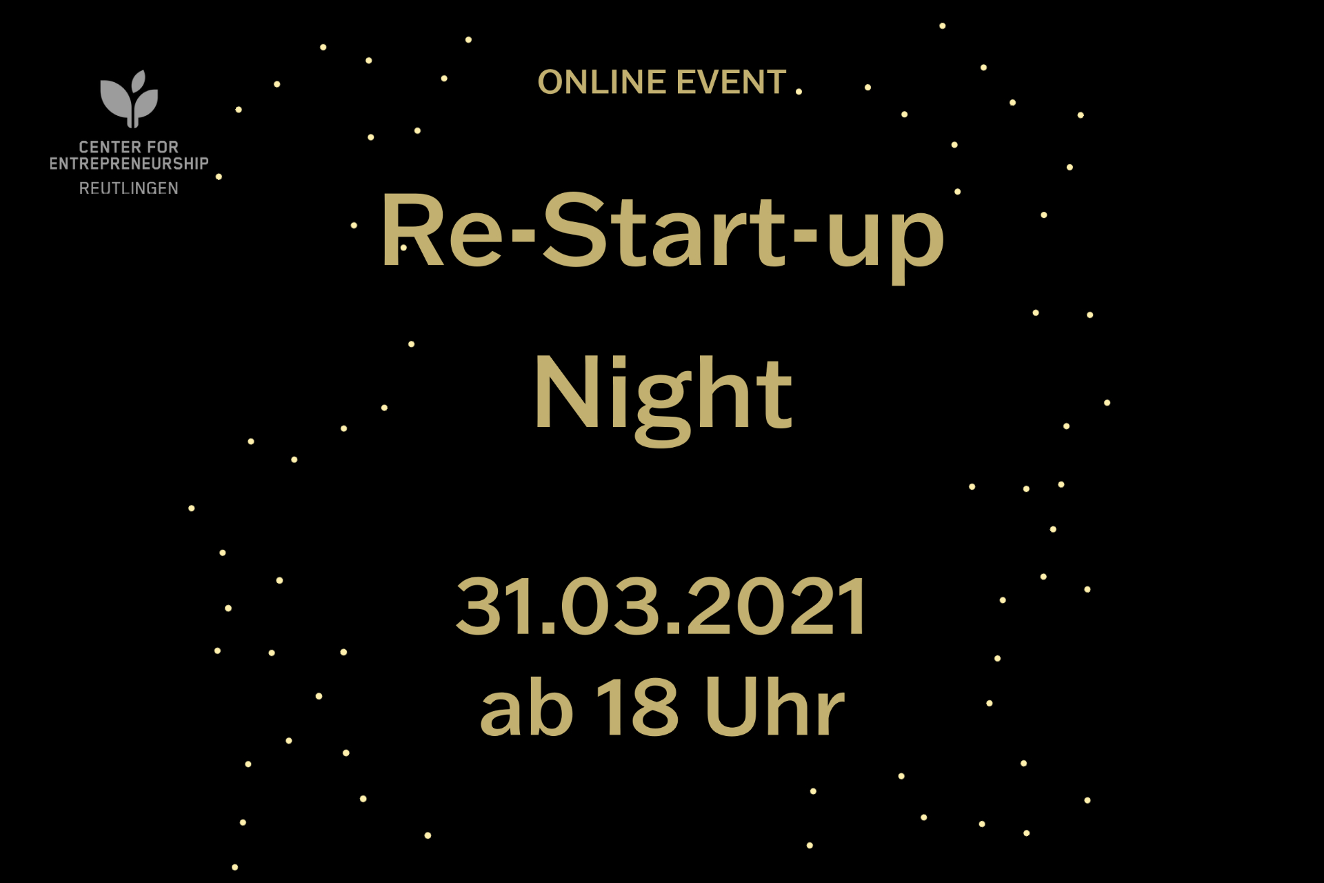 Re-Start-up Night